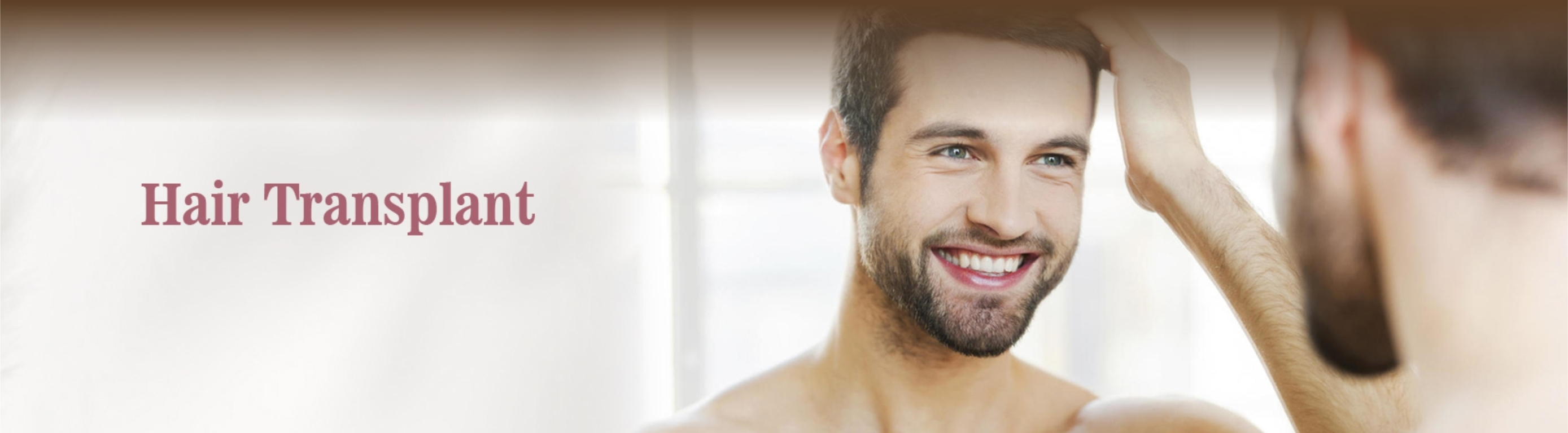 Hair Restoration Options done at Dezire Clinic Delhi
